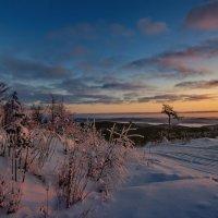 Утренние краски :: vladimir Bormotov