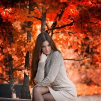 Осенние портреты :: Сергей Удовенко
