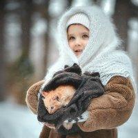 Варя и рыжее счастье :: Виктор Каирский