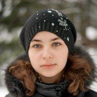 Зимний портрет :: Иван Степанов