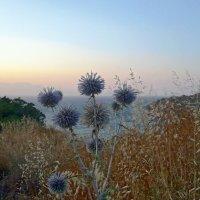 Закат на о. Крит. :: Зоя Чария