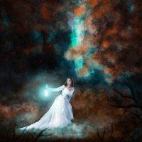 """В темном лесу"" :: Натали Кудланова"
