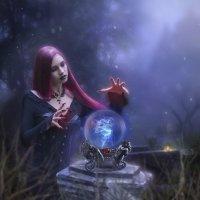 """""""Магический шар"""" :: Натали Кудланова"""