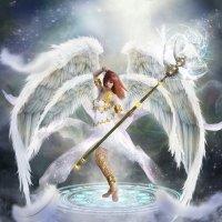 Ангел :: Натали Кудланова