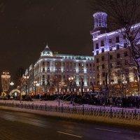 Пешком по Москве :: Марина Назарова