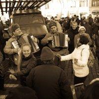 Москва. Красная площадь. 7-е ноября :: Андрей Воробьев