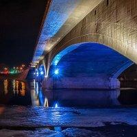 Мост. :: Геннадий Порохов