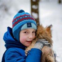 маленький друг :: Irina Novikova