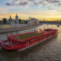 Вечерняя Москва :: Марина Назарова
