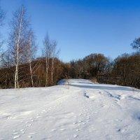 Картинка Смоленской зимы :: Милешкин Владимир Алексеевич