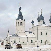 Храм во имя Святителя Иоанна Златоуста. Годеново. :: Юрий Шувалов