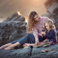 Дочки-матери :: Natali Zima