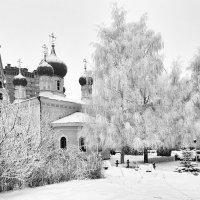 Церковь Успения Пресвятой Богородицы :: Oleg Akulinushkin