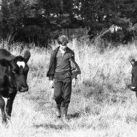 Саша Егоров. Пастушок. 1988 год. Вспоминая молодость свою ... :: Евгений