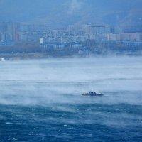 Когда море закипает... :: Галина