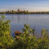 На Введенском озере :: Сергей Цветков