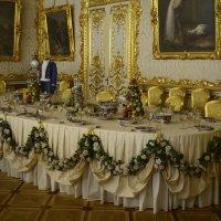 Белая парадная столовая :: Андрей Резюкин