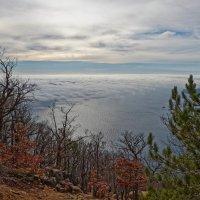 Облака ползут по морю :: Сергей Яворский