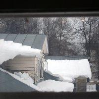 Вид из окна усадьбы Фряново. :: Любовь