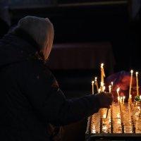 День поминовения усопших... :: Юрий Гайворонский