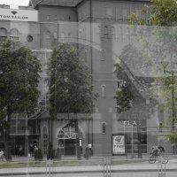 Urban abstraction :: Варвара Высоцкая