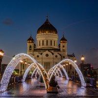 Новогодняя иллюминация :: Светлана Григорьева