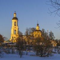 Никольский храм :: Сергей Цветков