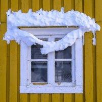 гирлянда для окна :: Георгий А