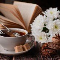 Чай :: Xeniya Pu