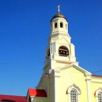 Церковь во Имя Святых Мучеников Флора и Лавра :: Нэля Лысенко
