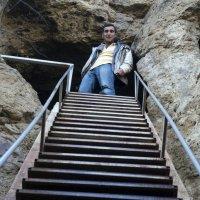пещерный монастырь :: Лариса Батурова
