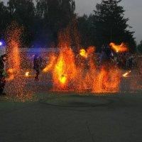 Fire show :: SmygliankA