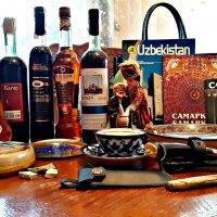 Подарки из Узбекистана. :: Михаил Столяров