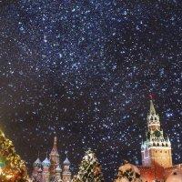 Зимняя Москва :: Татьяна Колганова