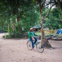 """Из серии """"Камбоджа"""". :: Борис Гольдберг"""