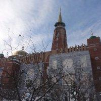 Самарская  соборная мечеть :: марина ковшова