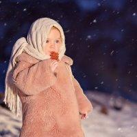 Как хочется вернуться в детство :: Валентина Ермилова