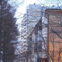 Высотка :: Игорь Гагилев