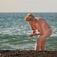 На память о море... :: barsuk lesnoi