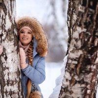 Зимняя съёмка Строгино :: Ирина Ушакова