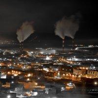 Ночной город... :: Витас Бенета
