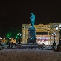New Year Pushkin :: Владимир Брагилевский