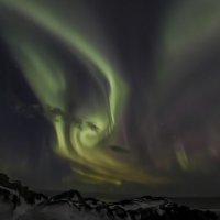 профиль северного сияния :: Георгий А