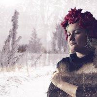 Настроение:зима :: Маргарита Константинова