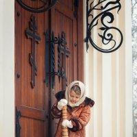 Маленький дворник :: Надежда Антонова