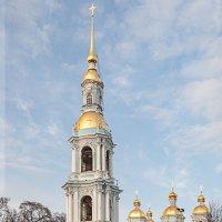 Колокольня Никольского собора СПб :: El Кондукова