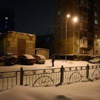 Ночная :: Валерий Михмель