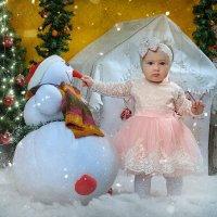 Маленькая принцесса :: Ольга Зубарева