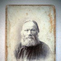 Портрет неизвестного из старого семейного альбома :: Николай Белавин