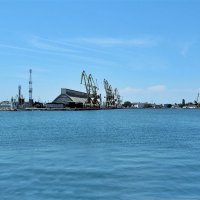 Бургас морской порт :: Alm Lana